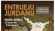 El costumbrista carnaval hurdano viaja este año hasta la alquería de Pedro Muñoz