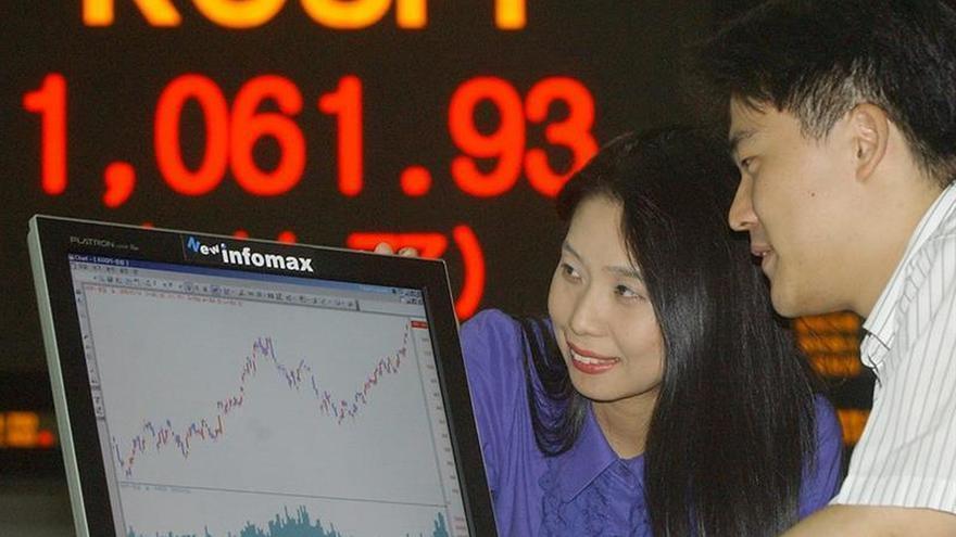La Bolsa de Seúl abre con un retroceso del 0,02 por ciento