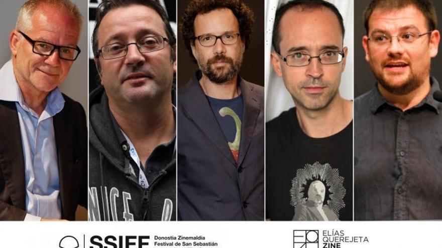 Los directores del festival de Cannes y la Berlinale participarán la semana que viene en un seminario en San Sebastián