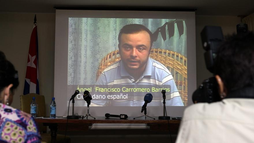Cuba fija para el 5 de octubre el juicio del español Ángel Carromero