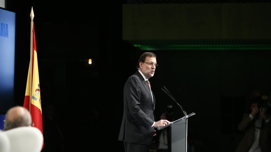 """Rajoy destaca el """"consenso básico"""" de los partidos ante el desafío soberanista y no ve necesario un pacto"""