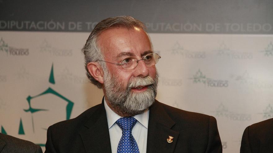 El alcalde de Talavera, Jaime Ramos
