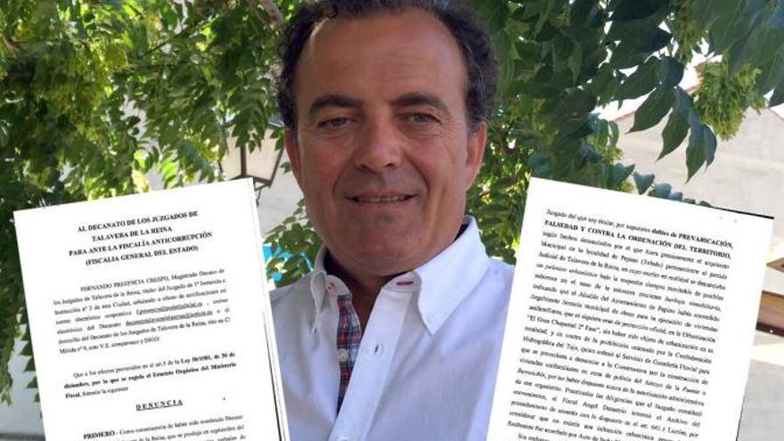 Fernando Presencia, foto por Confilegal.com