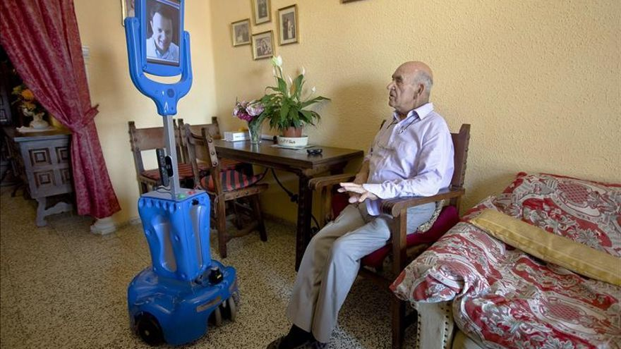 """Humanos y robots """"cara a cara"""", en nuevo congreso mundial en España"""