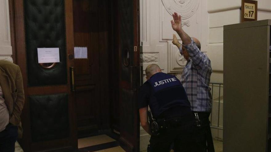 Comienza el juicio a 16 implicados en la célula de Verviers, desactivada en 2015