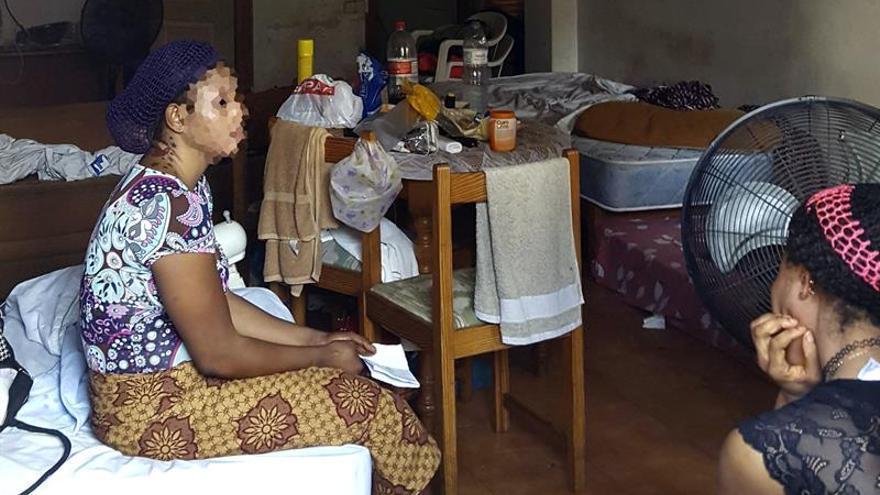 Liberadas 21 nigerianas, incluida una menor, forzadas a prostituirse en Ibiza