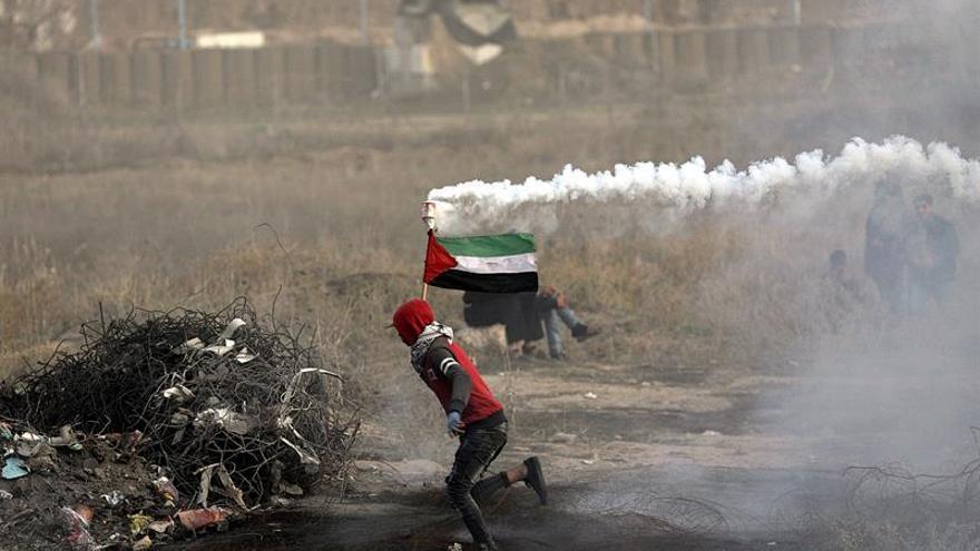 Un proyectil lanzado desde Gaza cae en Israel y dos son interceptados