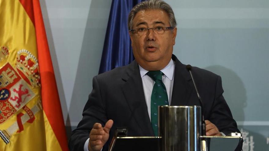 """Zoido destaca """"generosidad, entrega y valentía"""" española asesinada Afganistán"""