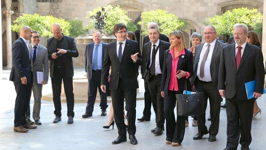 Puigdemont votará el domingo a las 9.30 horas en Sant Julià de Ramis (Girona)