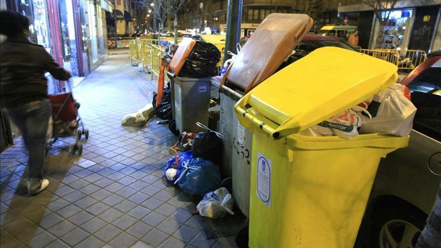 FCC retirará el ERE para 146 trabajadores de recogida de basura en Madrid