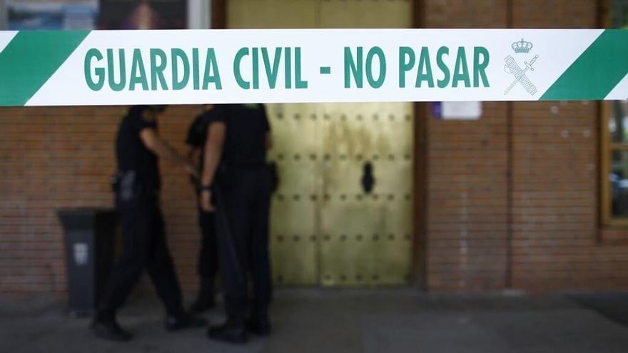 El cotejo de una huella ensangrentada permite a la Guardia Civil esclarecer 20 años después un crimen en Zaragoza