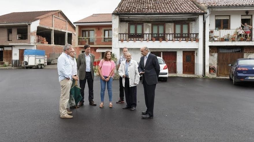El Gobierno acometerá la mejora del paseo entre Solórzano y Hazas de Cesto