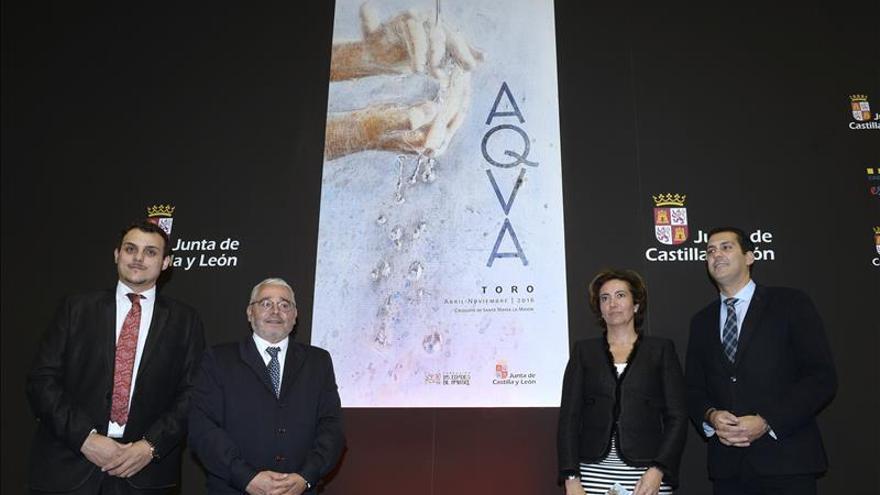 """Edades del Hombre inicia una nueva cuenta atrás con """"Aqva"""" en Toro (Zamora)"""
