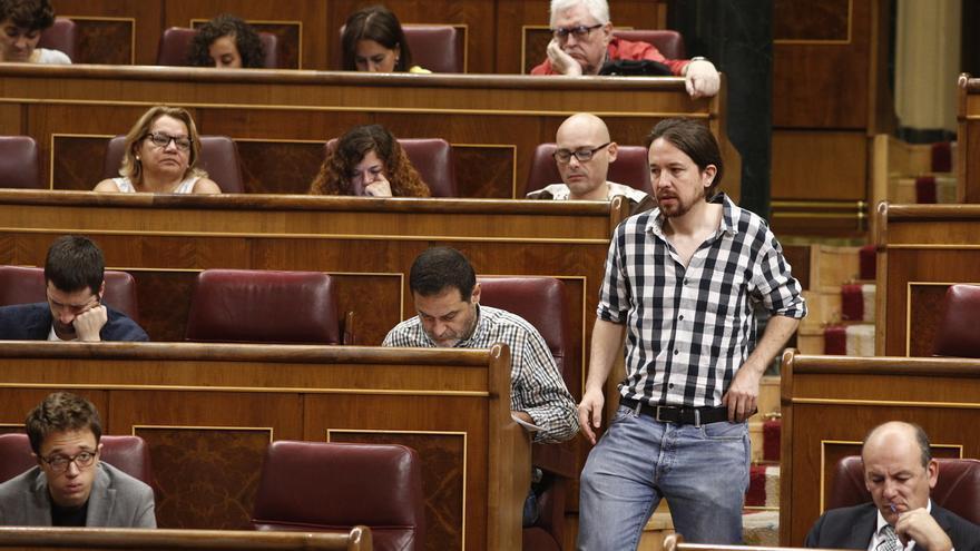 Iglesias ve llamativo que Bescansa quiera liderar Podemos Galicia tras 20 años viviendo en Madrid