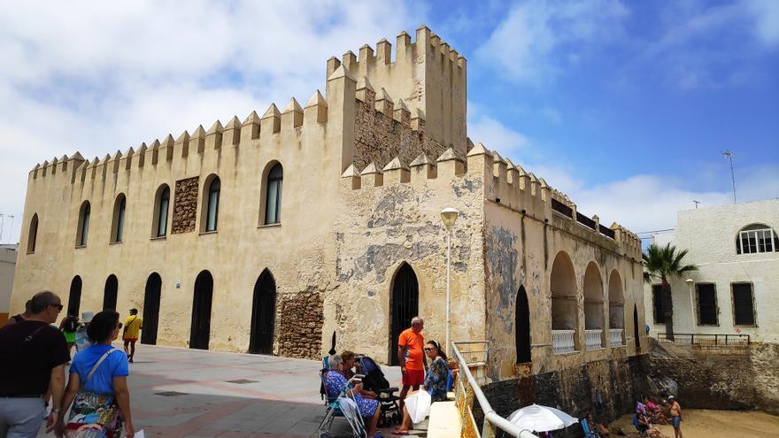 El castillo de Chipiona alberga un centro de interpretación.
