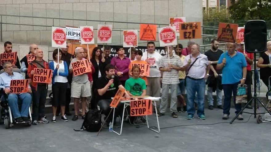 Foto: IRPH Stop Gipuzkoa