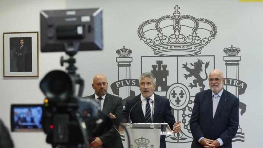 Marlaska: El PSOE no quiere elecciones y trabaja por formar Gobierno