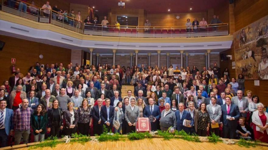 Acto conmemorativo del 40 aniversario de los ayuntamientos democráticos