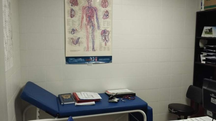 Imagen de la consulta de nefrología del Hospital de Alzira