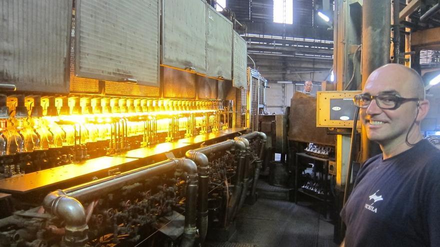 La industria vasca reduce un 1,7% su cifra de negocios en noviembre y la entrada de pedidos un 5,4%