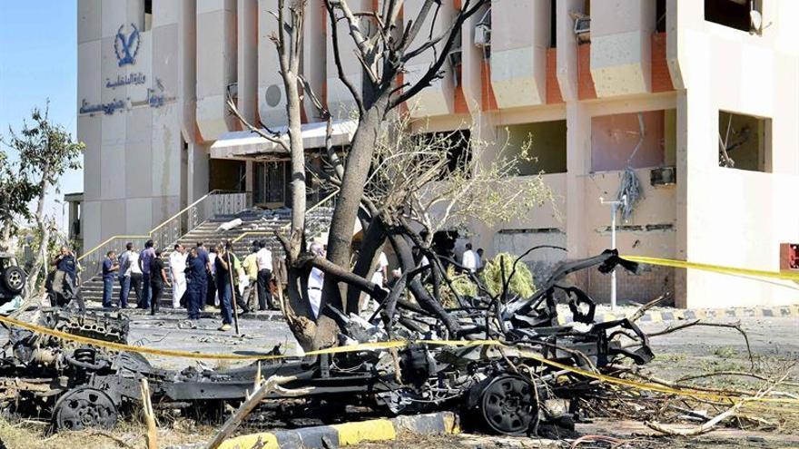 Egipto ejecuta a quince personas condenadas por terrorismo