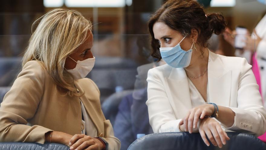 La mayor víctima de la pandemia en Madrid es Díaz Ayuso y luego está toda esa gente que se ha muerto