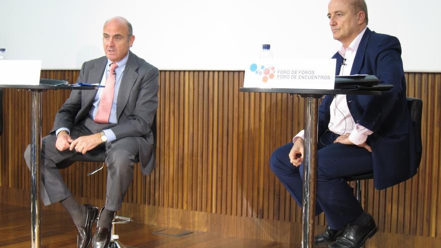El exministro Miguel Sebastián cuestiona el rechazo del PSOE a la candidatura de Guindos al BCE