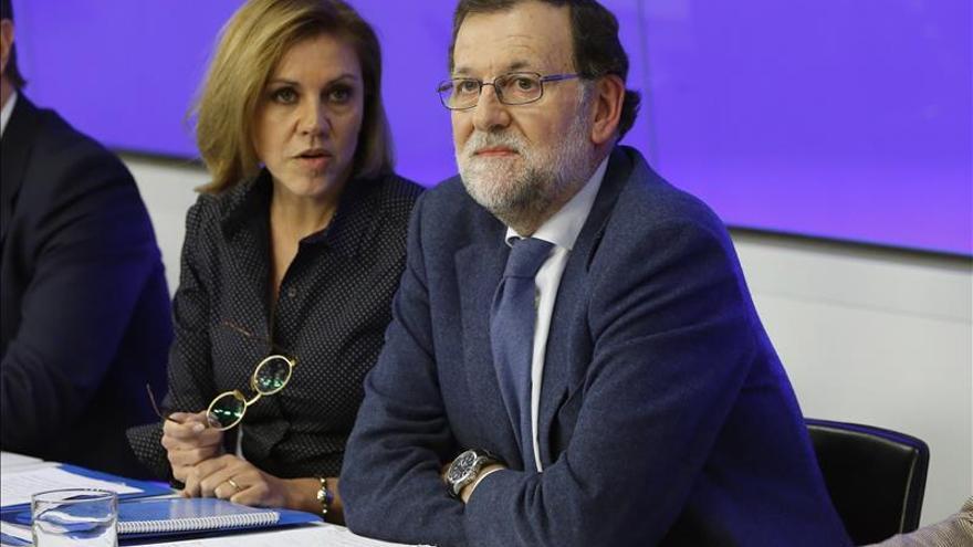 Rajoy advierte de que no son aceptables equidistancias ante el debate catalán