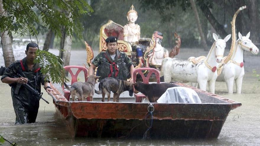 Al menos 56 muertos por inundaciones en el Sudeste Asiático
