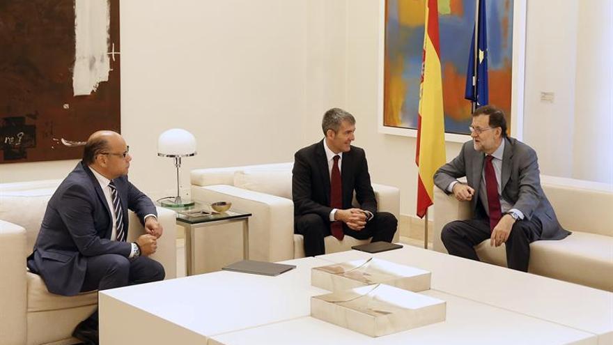 CC no pone líneas rojas pero quiere que Canarias esté en la agenda estatal