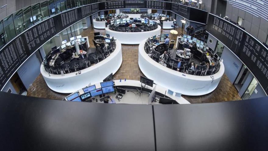 La Bolsa de Fráncfort sube un 1,93 por ciento en la apertura