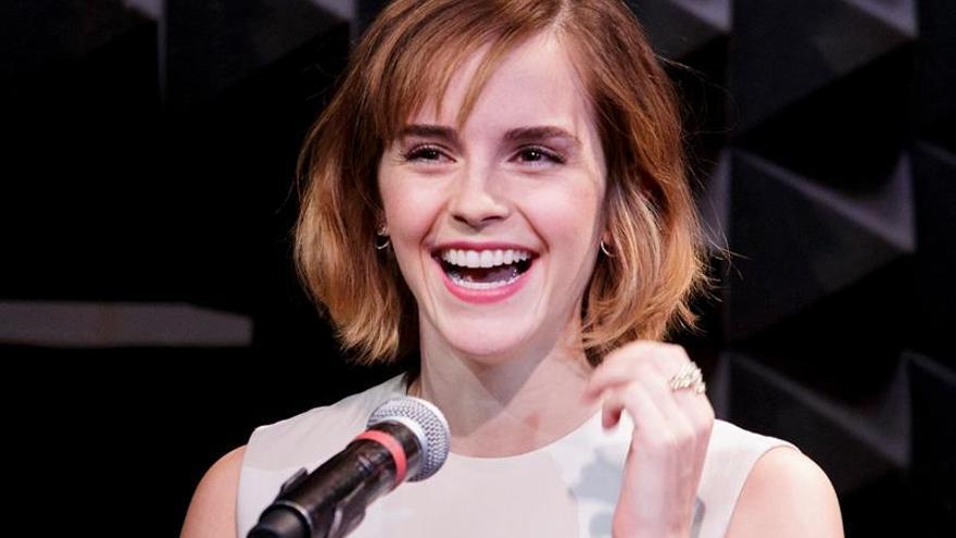 """La actriz Emma Watson abrió una compañía """"offshore"""" en las Islas Vírgenes"""