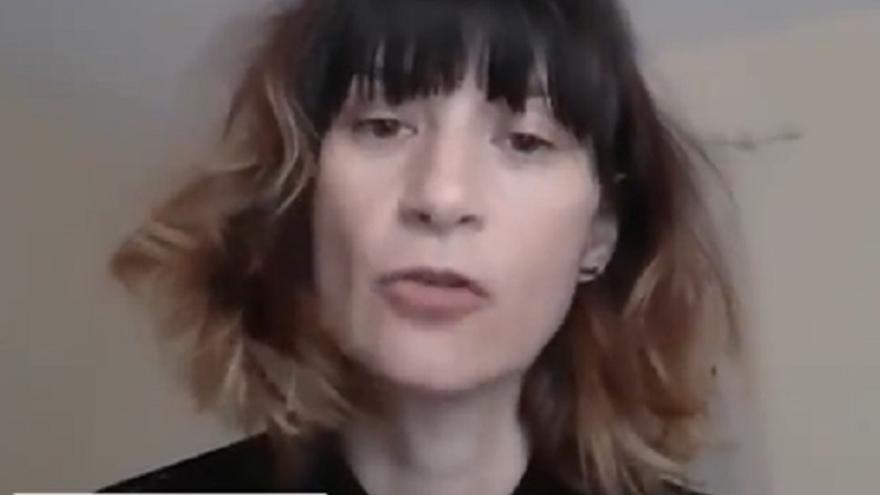 Una de las psicólogas de la Asociación contra el Cáncer de Ciudad Real