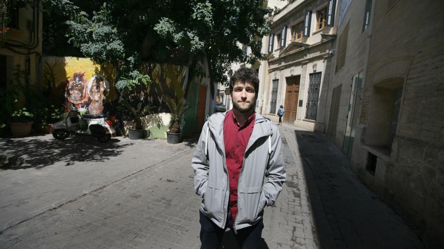 Antonio Estañ, en Valencia.