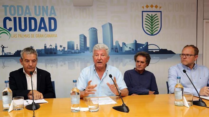 Los pormenores de la prueba fueron dados a conocer este jueves en una rueda de prensa en Las Palmas de Gran Canaria