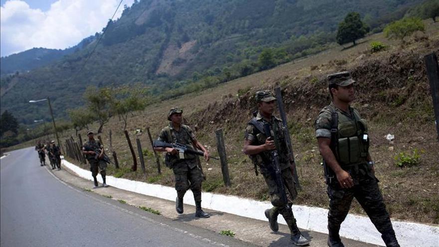 La imposición del estado de sitio en Guatemala genera polémica y rechazo