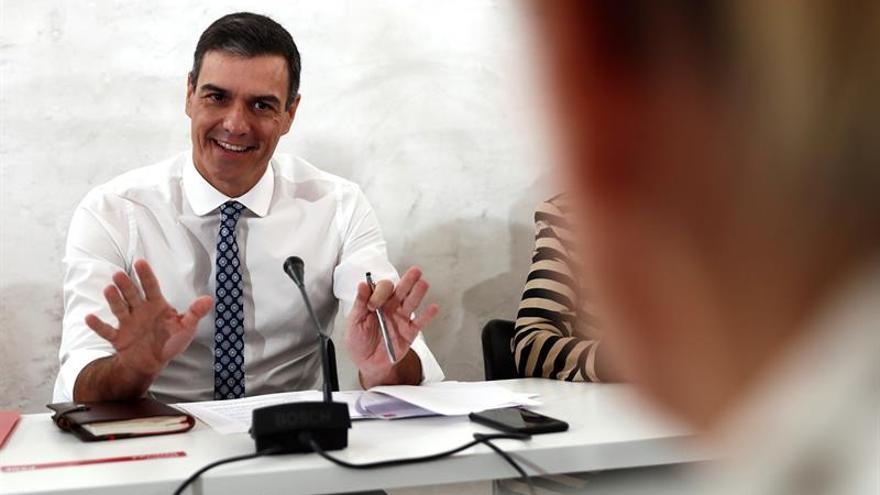 Sánchez fía al diálogo social y al Pacto de Toledo el índice para subir la pensión