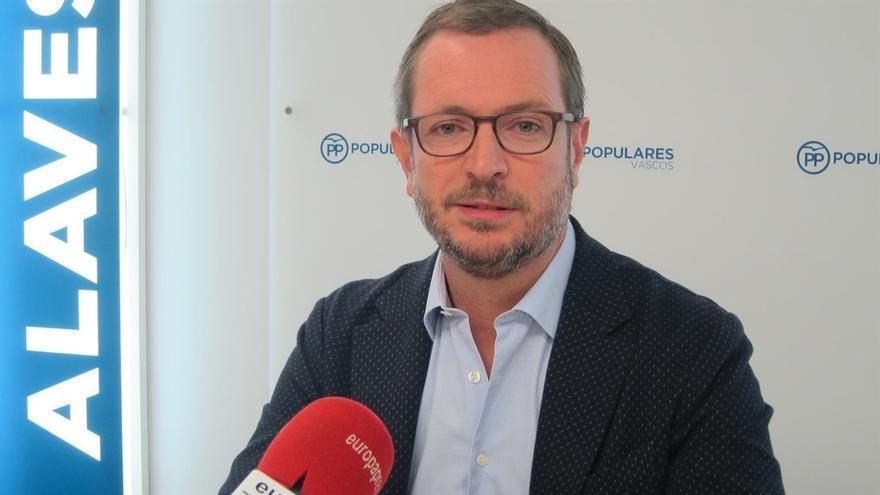 """Maroto no teme una alianza entre el PSOE y Podemos como alternativa al PP porque """"ha fracasado tres veces ya"""""""