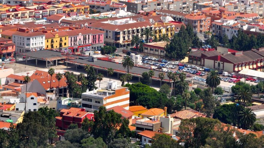 Santa Brigida El Rosario Y Las Palmas De Gran Canaria Los Tres