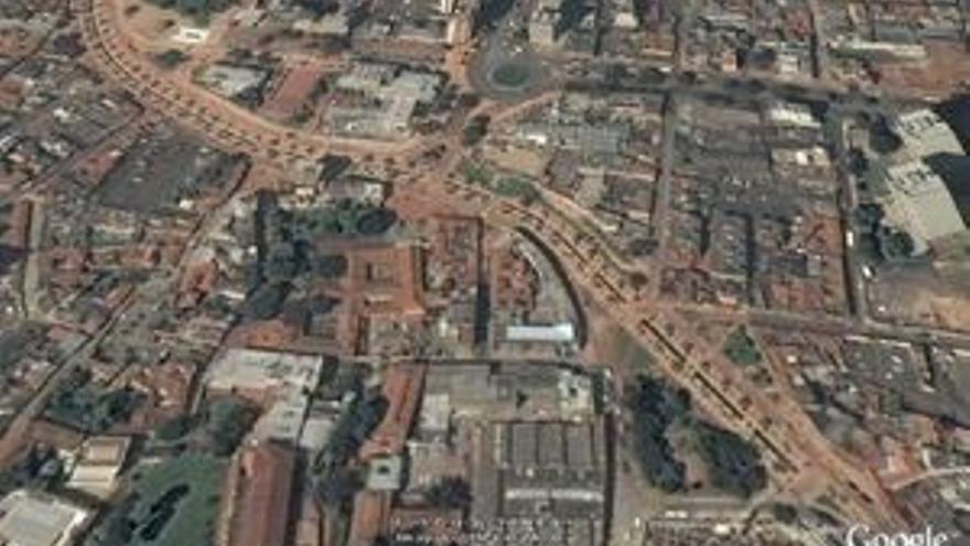 China presenta su propia versión de 'Google Earth'