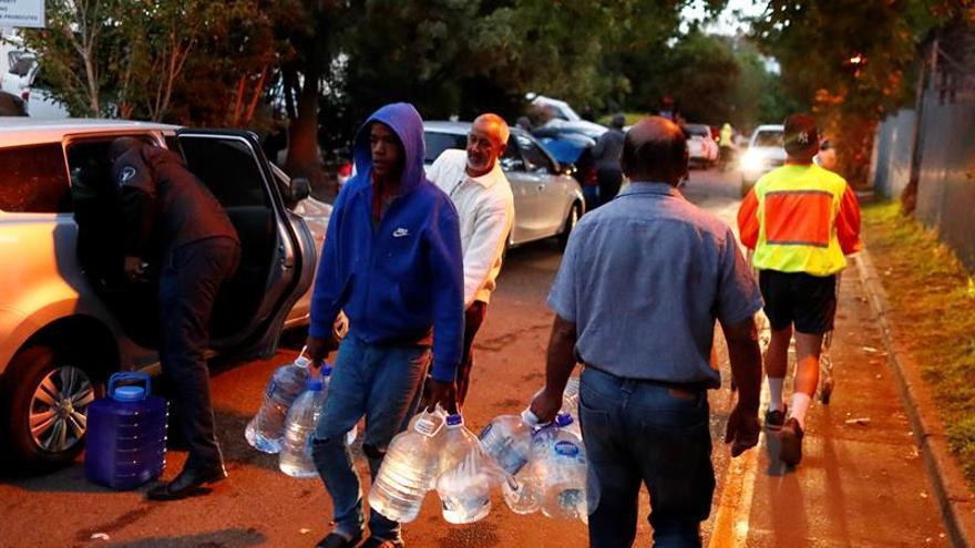 Ciudad del Cabo amplía hasta junio las reservas de agua gracias al menor consumo