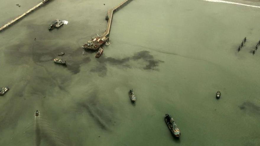 Indígenas peruanos denunciarán a la estatal Petroperú por un derrame en la Amazonía
