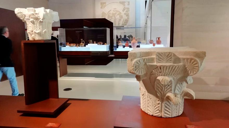 Museo de la Ciudad Califal de Medina Azahara.