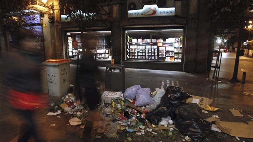 Botella exige formalmente a las empresas de limpieza que cumplan los mínimos