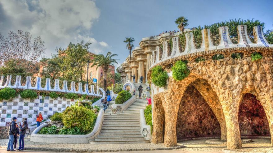 Gaudí: Park Güell