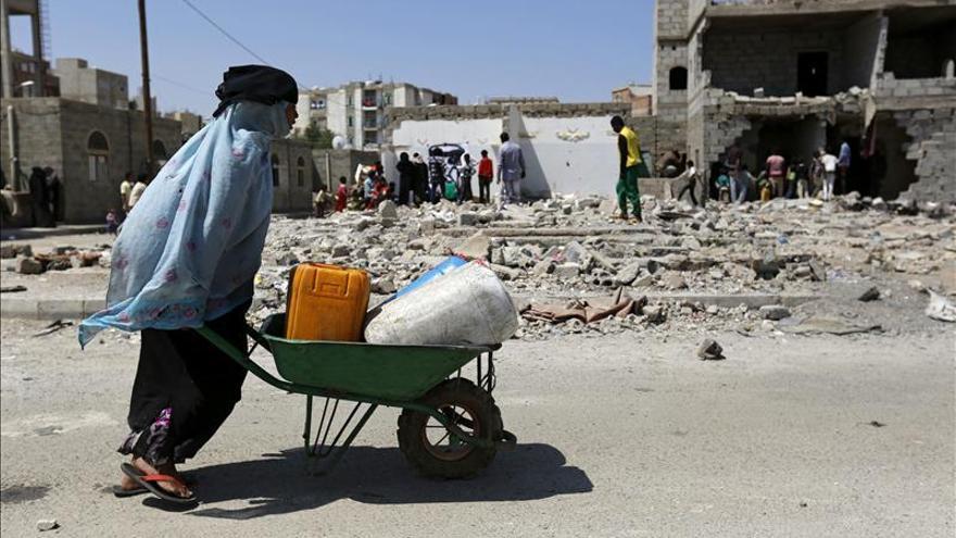La ONU dice que Yemen no recibe combustible y se dispararon los precios de los alimentos
