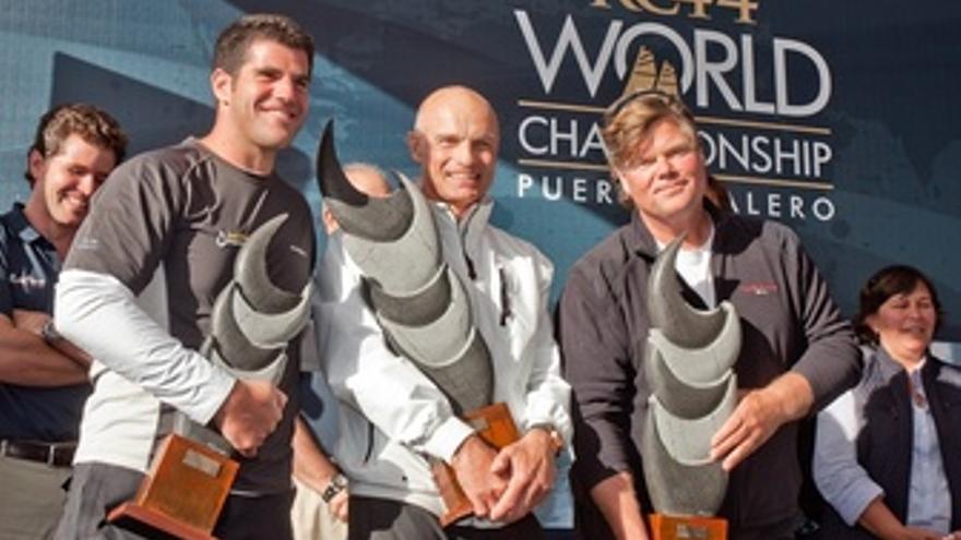 'Artemis' Se Proclama Campeón Del Mundo De 'RC44'