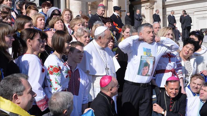 El papa abre con procesión en Roma los actos del miércoles de ceniza