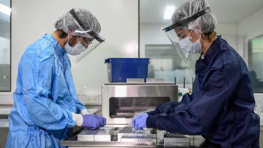 El aporte de la ciencia argentina en el año de la pandemia