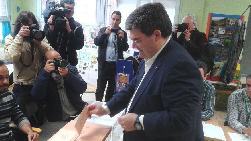 """Aburto insta a participar para hacer Bilbao y Bizkaia """"entre todos"""""""